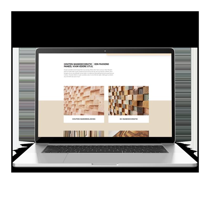 Leukste webshop wooden wall art feature image 02